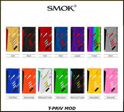 Smok T-Priv Mod Tc -  220W - 100% Authentic
