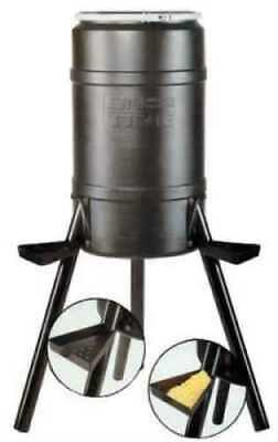 On Time Wildlife Feeders On Time Game Feeder Buckeye Gravity 200# Tripod  71540