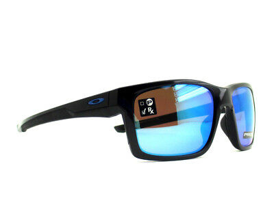 b252a50b06f oo9264-30 57 Oakley Sunglasses Mainlink Polished Black Prizm Sapphire  Iridium