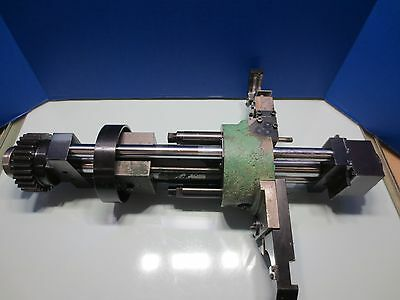 Makino A55 A-55 Cnc Horizontal Cnc Mill Tool Changer Atc Carousel Holder Arm