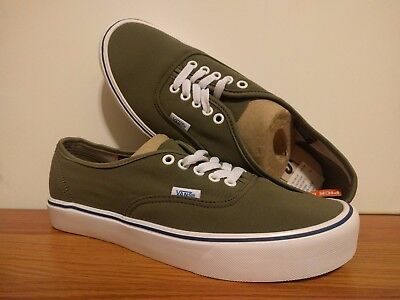 123738f77c VANS NEW AUTHENTIC  66 Lite LX Schoeller Vault Size USA 9 UK 8.5 EUR ...
