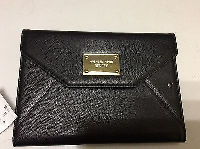 Michael Kors Black Mini I Pad Case B/New