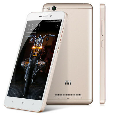 "5"" XIAOMI REDMI 4A 2Go RAM 32Go ROM MIUI 8 4G Smartphone ORIGINAL GLOBAL VERSION"