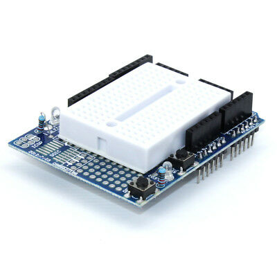 UNO Proto Shield Prototype Expansion SYB-170 Mini Bread Board for  Arduino
