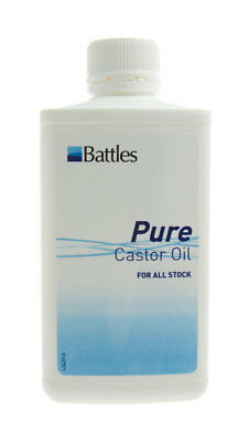 Battles Castor Oil 500 ml 3000