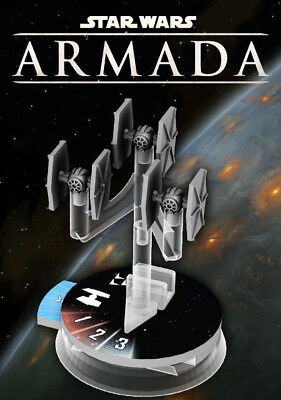 Star Wars Armada Imperial Fighter Squadrons Expansion Set
