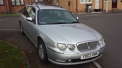 Rover 75 Connoisseur 131 CDI. Spares or Repair.