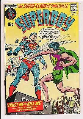 Superboy #173 (Apr 1971, DC)