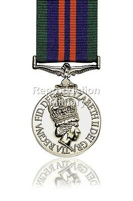 Full Size Accumulated Campaign Service 2011 ACSM Medal