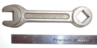 """South Bend Lathe Machinist Milling Wrench #253 .445"""" both ends"""