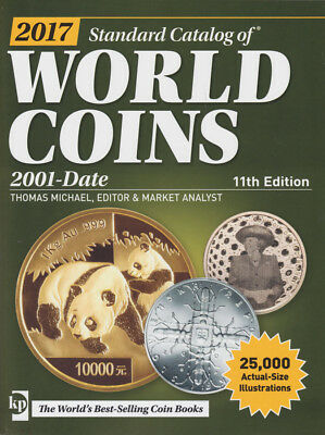 KRAUSE - WORLD COINS - 2001-DATE - 11th EDITION - UNUSED FREE SHIP  KP-WC2001-11