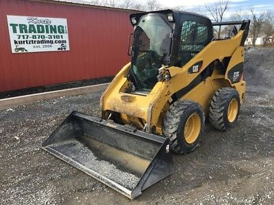 2014 Caterpillar 272C Skid Steer Loader w/Cab! Coming In Soon!