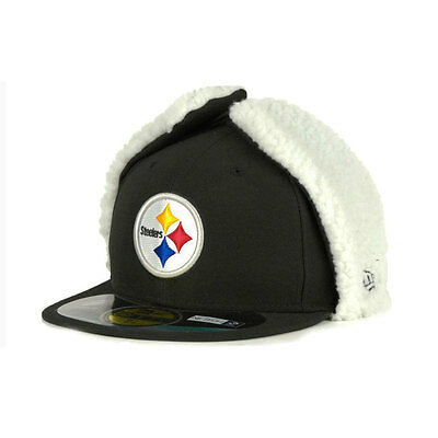 Pittsburgh Steelers NFL 59FIFTY [5950] Dog Ear Fitted Cap