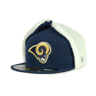 St. Louis Rams NFL 59FIFTY [5950] Dog Ear Fitted Cap