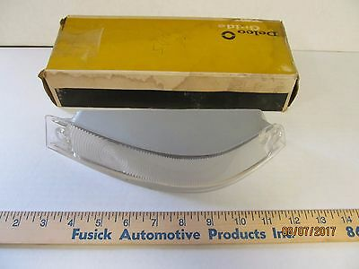1960 Oldsmobile 88 98 NOS GM Pass Front Marker Park Lamp 60 Olds GM # 5951110