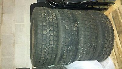 Ford E - series Truck Tires and Rims
