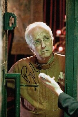 RUGGERO DEODATO signed Autogramm 20x30cm CANNIBAL in Person autograph COA HOSTEL