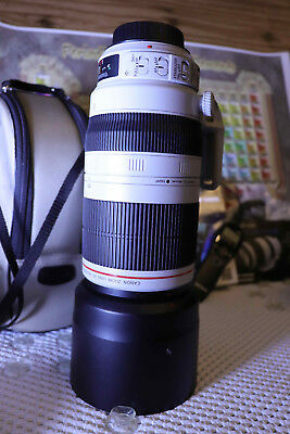 New Canon EF 100 mm - 400 mm F/4.5-5.6 L USM IS II Version 2 Model