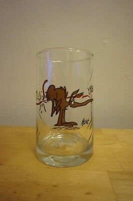 B.C. Ice Age - Vintage 1981 Arby's Collectors Series Glass
