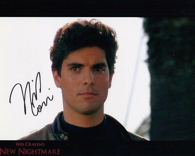 NICK CORRI signed Autogramm 20x25cm NIGHTMARE ON ELM STREET in Person autograph