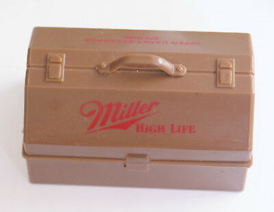 RARE!!! Miller High Life Screwdriver Toolkit Promo - Upper Darby Beverage 1970's