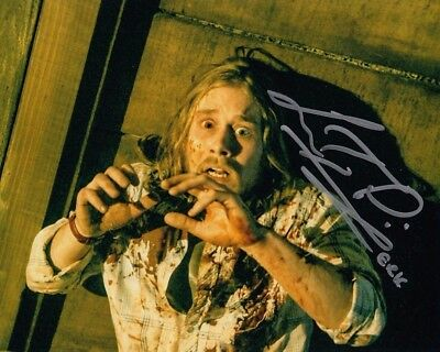 LOU TAYLOR PUCCI signed Autogramm 20x25cm THE EVIL DEAD in Person autograph COA