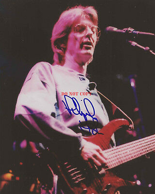 Phil Lesh Grateful Dead signed 8x10 Autographed Photo Reprint