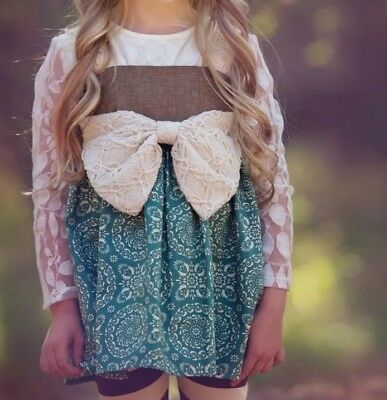 Persnickety Clothing Meadow Lark Madelyn Jumper Size 2