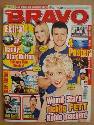 BRAVO 38 2004 Eminem & D12 Vanilla Ninja  Eamon Robbie Williams Paris Hilton