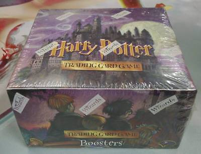Harry Potter CCG Factory Sealed Booster Box of 36 Packs - RARE OOP