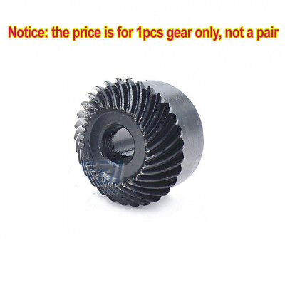 3.0Mod 20T Bevel Gear 90 ° Pairing Left/Right Hand Threaded Metal Bevel Gear