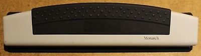 """Franklin Covey """"Monarch"""" Size (8.5""""x11"""") 7-hole Organizer Planner Paper Punch"""
