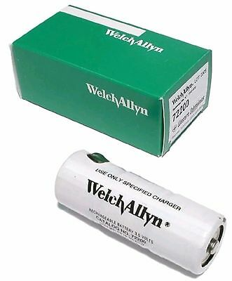 Genuine Welch Allyn 72200 3.5V Battery for Welch Allyn  NEW