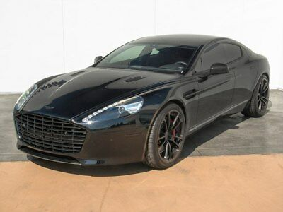 2014 Aston Martin Rapide Carbon Package