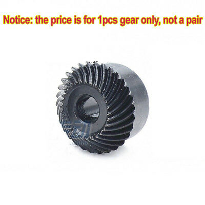 2.0Mod 20T Bevel Gear 90 ° Pairing Left/Right Hand Threaded Metal Bevel Gear