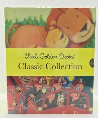 Little Golden Books Classic Collection 20 Book Collection Set New *EXP SHIPPING*