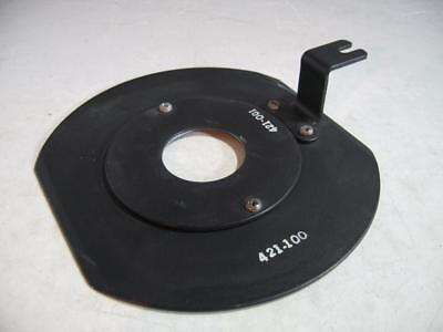 Omega 421-100 Lensboard W/421-001 Flange & 40MM Opening for D2 & DII Enlargers