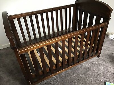 Boori Country Collection Cot - English Oak