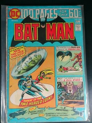 Batman #258 (Sep-Oct 1974, DC)