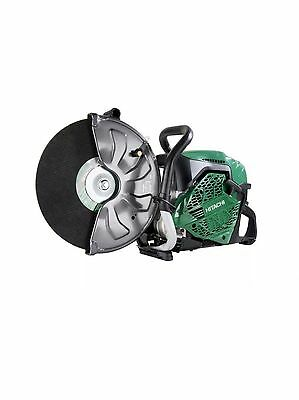 "Hitachi Hand Held Ga 14"" Concrete Cutoff Saw (BLADE NOT INCLUDED) +FREE SHIPPING"