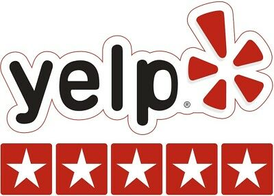 5 stars Yelp Review for your business SEOCA L.A