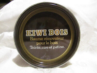 KIWI Neutral paste wax for wood preservative New