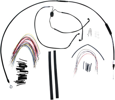 BURLY BRAND B30-1101 Cable and Brake Line Kits