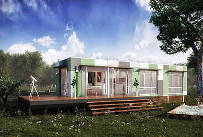 How To Build a Storage Container House on DVD