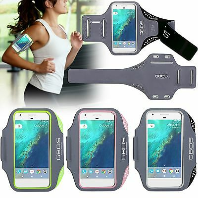 GBOS® Armband Case For Google Pixel 2 & 2 XL With Adjustable Sports Gym Exercise