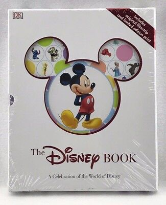NEW LIMITED EDITION: The Disney Book: A Celebration of the World of Disney