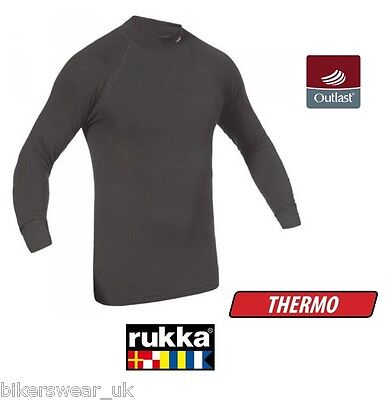 Rukka Outlast Thermal All Year  Motorcycle Top Base Layer Set one year warranty