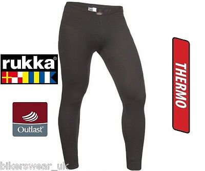 Rukka Outlast Long Johns Thermal All Year Motorcycle Pant Base Layer + Warranty