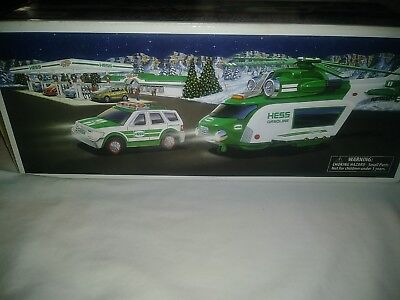 Hess Helicopter and Rescue 2012 NIB