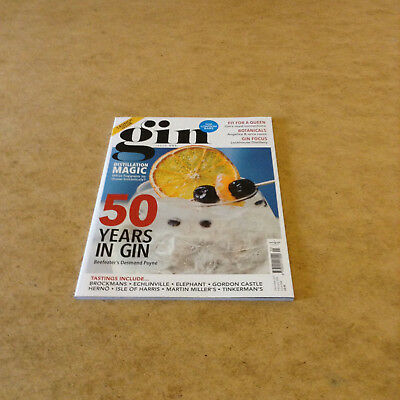 Gin Issue 1 All Things Gin Product Reviews Botanicals Series Gin Bars & More